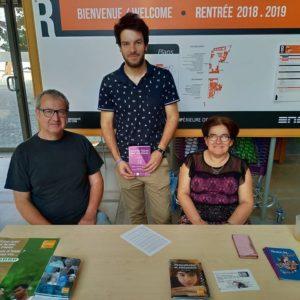 Contact Rhône - COLLOQUE à l'ENS - Savoir trans par les trans