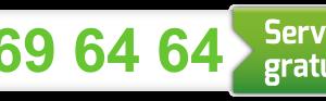 Ligne d'écoute 0805 69 64 64
